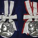 つくば賞     つくば奨励賞     メダル