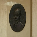 肖像 レリーフ